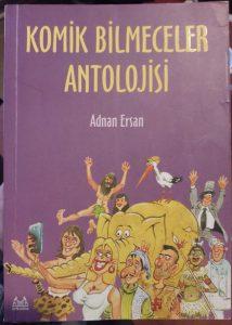 Komik Bilmeceler Antolojisi