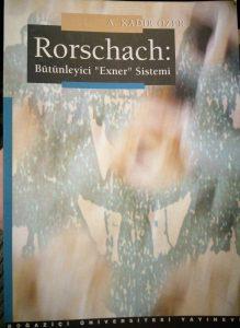 """Rorschach: Bütünleyici """"Exner"""" Sistemi"""