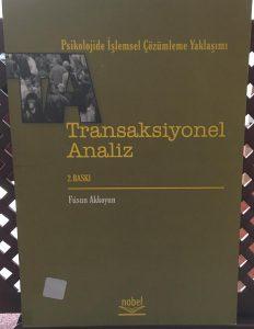 Psikolojide İşlemsel Çözümleme Yaklaşımı – Transaksiyonel Analiz